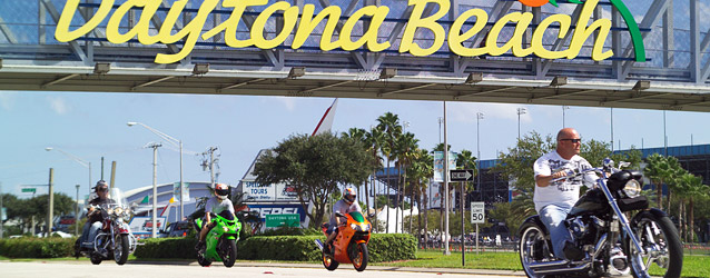 Website Design Ormond Beach proudly announces Biketoberfest