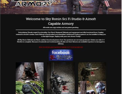 Sky Ronin Armory
