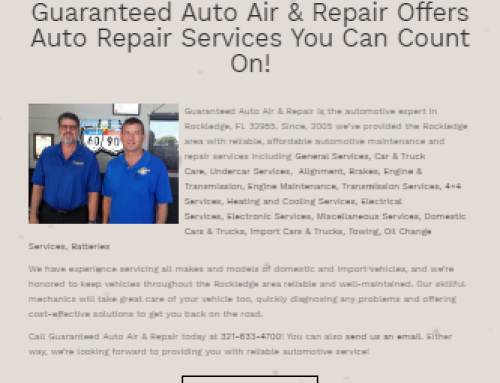 Rockledge Auto Repair